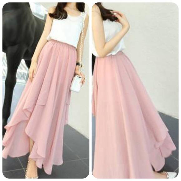 Maxi Long Skirts - Dress Ala