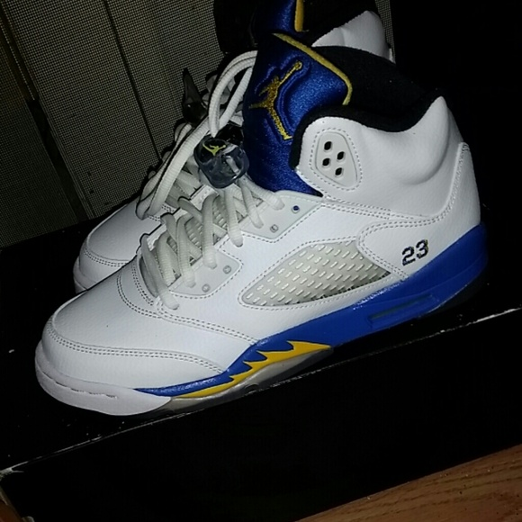 23% off Jordan Shoes - Jordan Laney 5s PADS Cheaper price thru