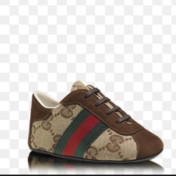 13a5e2dab3 Gucci baby shoes