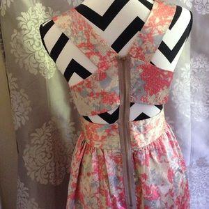 t. l. h. by hype dress