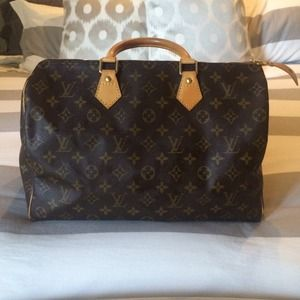 Louis Vuitton Bags - ✂️PRICE CUT✂️Authentic Louis Vuitton speedy 35 2