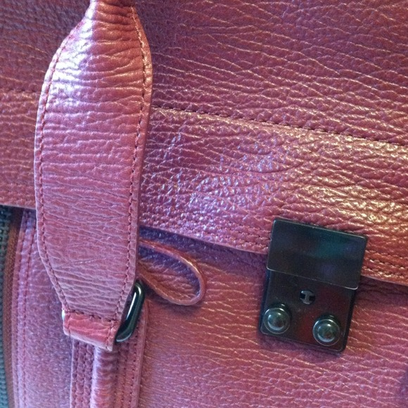 3.1 Phillip Lim Handbags - Authentic 3.1 Phillip Lim Pashli in Burgundy 2