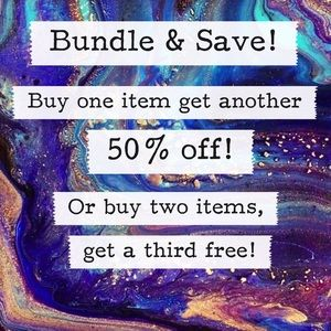 BUNDLE & SAVE SALE!!!