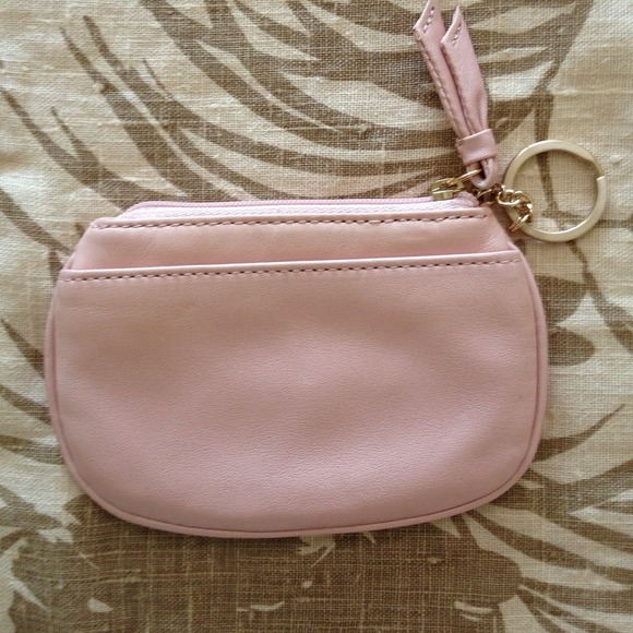 27 off coach clutches amp wallets light pink coach change