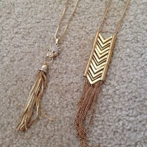 Accessories - RESERVED Necklace Bundle