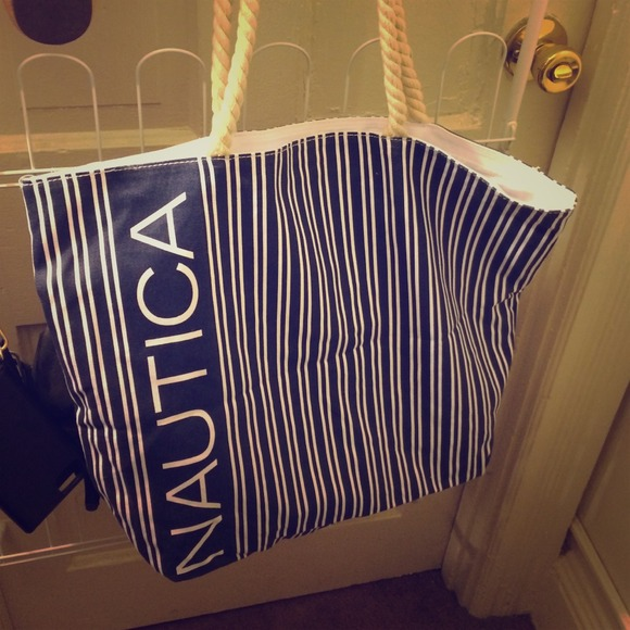 Nautica - Nautica Beach Bag from Tiff's closet on Poshmark