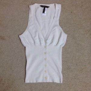 BCBG Sweater Vest XS
