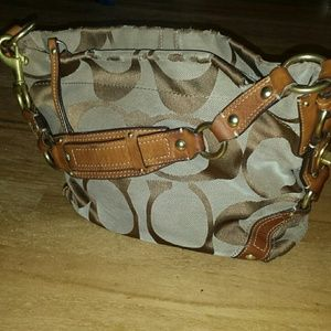 Coach Handbags - Coach Carly
