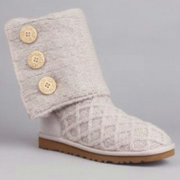 ugg sand lattice cardy