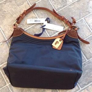 Dooney & Bourke Navy Bag