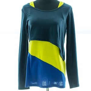 Tops - *REDUCED FROM $14* Asymmetrical color locked too