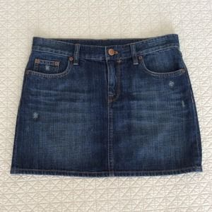 J. Crew Skirts - JCrew Denim Skirt 2