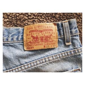 Levi's Jeans - (SOLD)✖️Levi High-Waisted Shorts 3