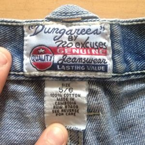 d07a1c5a97053 Dungarees Jeans | Sold On Vinted | Poshmark