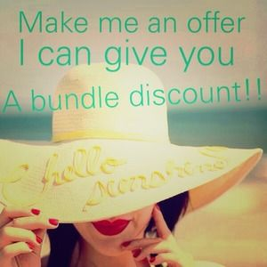 Other - 💜BUNDLE DISCOUNTS ARE WELCOMED HERE💜