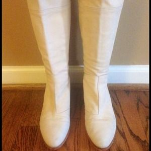 Christian Louboutin Suede Boots size 38.5