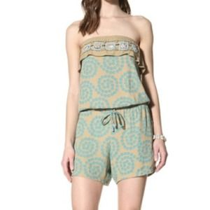 Skemo Other - Skemo Lunares Short Romper