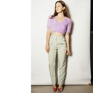 American Apparel Pants - Pistachio trousers