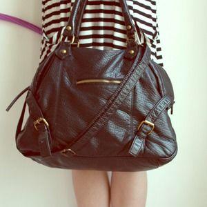 Urban Outfitters Deena & Ozzy Black Handbag