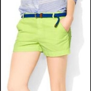 Sunkissed shorts in neon