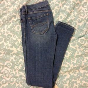 Abercrombie Medium Wash Jeans