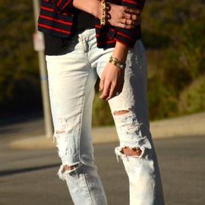 J Brand Jeans - J Brand Thrasher skinnies 1