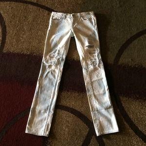 J Brand Jeans - J Brand Thrasher skinnies 4
