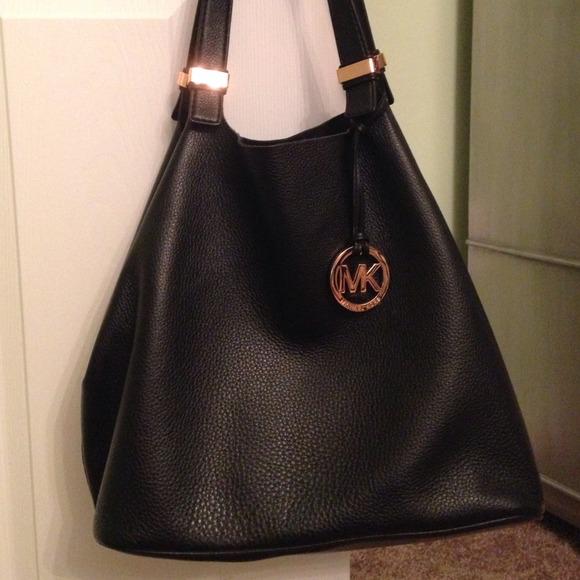 d5982a5002ee MICHAEL Michael Kors Bags | Michael Kors Reversible Colgate Bag ...