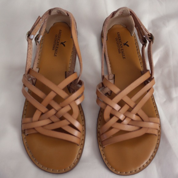 22f5a75286bc American Eagle Outfitters Shoes - AE huarache sandals (size 9 but fits 8.5)