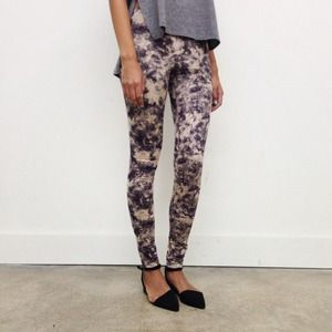 Style Mafia Pants - Style Mafia - Abstract Print Leggings