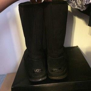 UGG Shoes - Uggs Black medium