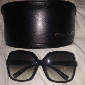 dsquared Accessories - Dsquared black Sunglasses