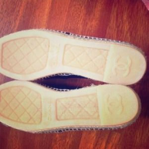 Chanel espadrille photo