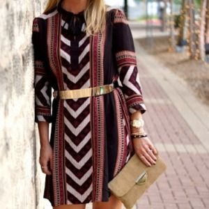 Dresses & Skirts - Forever 21 Boho inspired dress