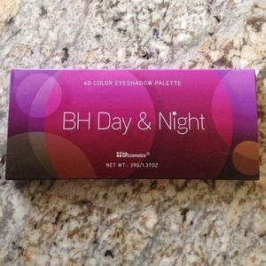 bh cosmetics Other - Day & Night 60 color eyeshadow makeup palette