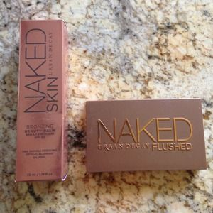 Urban Decay  Other - Urban Decay NAKED bronzing set