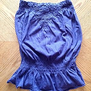 GAP Tops - Gap Purple Tube Top, Size XS