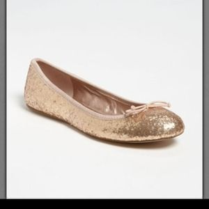 Sole society peony flat, GENTLY USED
