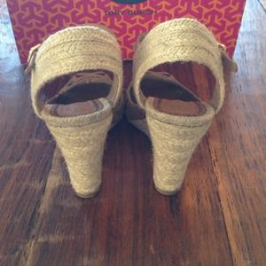 Tory Burch Shoes - Tory Burch Gia Wedge Espadrille 3