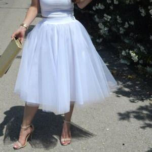 Dresses - White tutu. 3