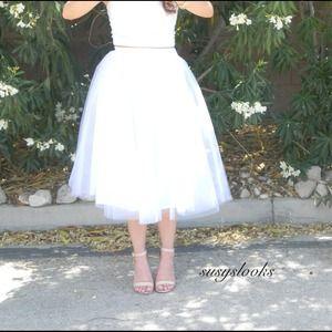Dresses - White tutu. 4