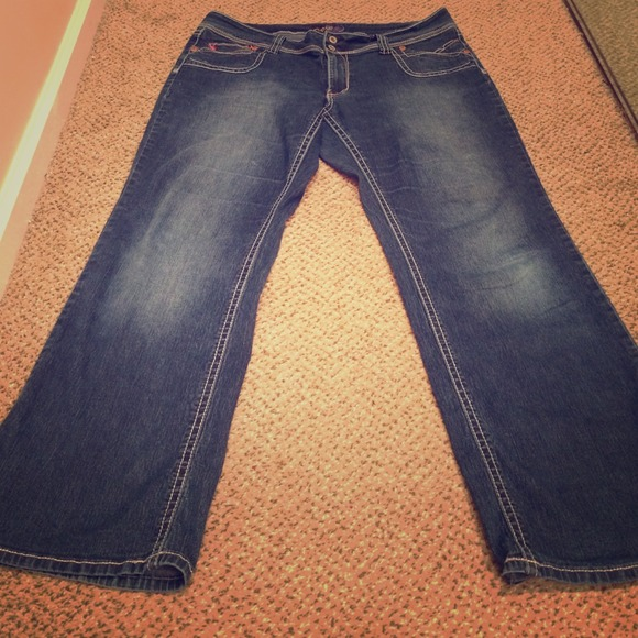 Jeans - Jon Jean - Part 747