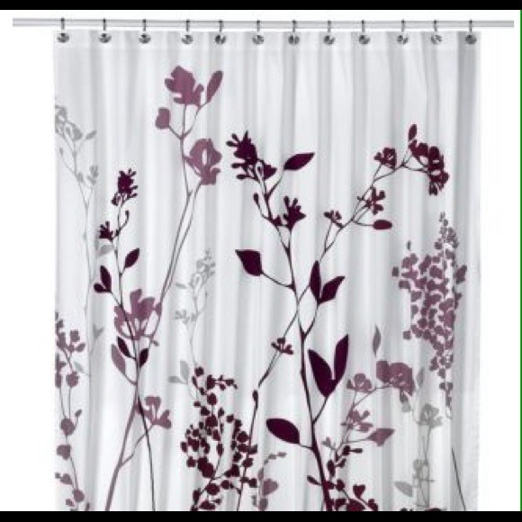 Shower Curtains At Bed Bath And Beyond bed bath & beyond other | bed bath beyond shower curtain | poshmark