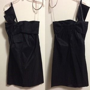 Dresses & Skirts - Formal one shoulder LBD
