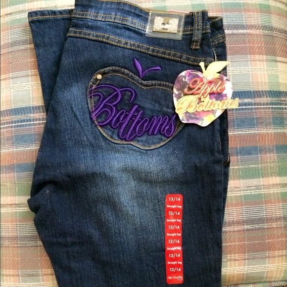 39% off Apple Bottom Denim - Apple Bottom Skinny Jeans NEW w/ tags ...