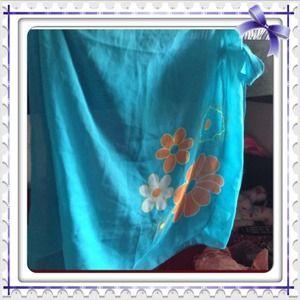 🎁w/Swim set PurchaseWrap Sarong Skirt, Blue 😍