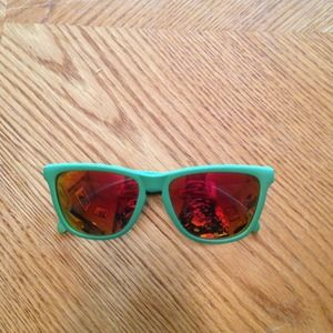Nectar Mint Mirrored Sunglasses