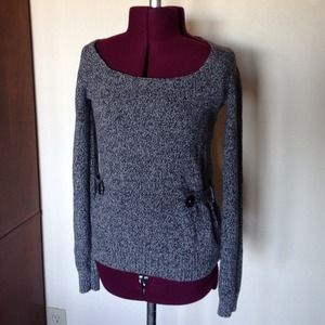 Anthropologie Sweaters - Anthropologie HWR Gray Button Sweater XS