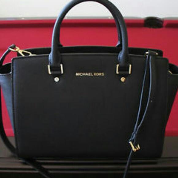 a5e5e6267b81 MICHAEL Michael Kors Bags | Michael Kors Bagblack | Poshmark