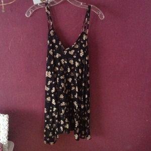 Dresses & Skirts - Floral dress (brandy remake)